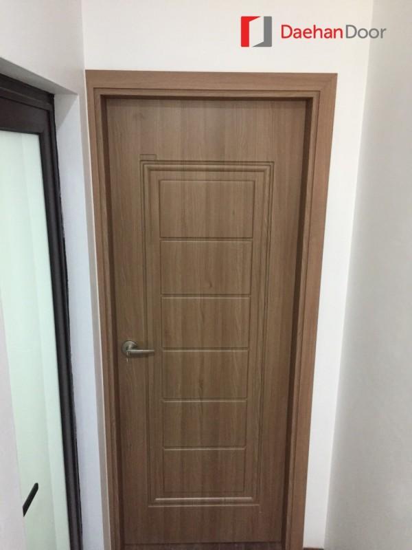 Daehan Door và những hình ảnh lắp đặt cửa ABS Hàn Quốc tại Vĩnh Phúc