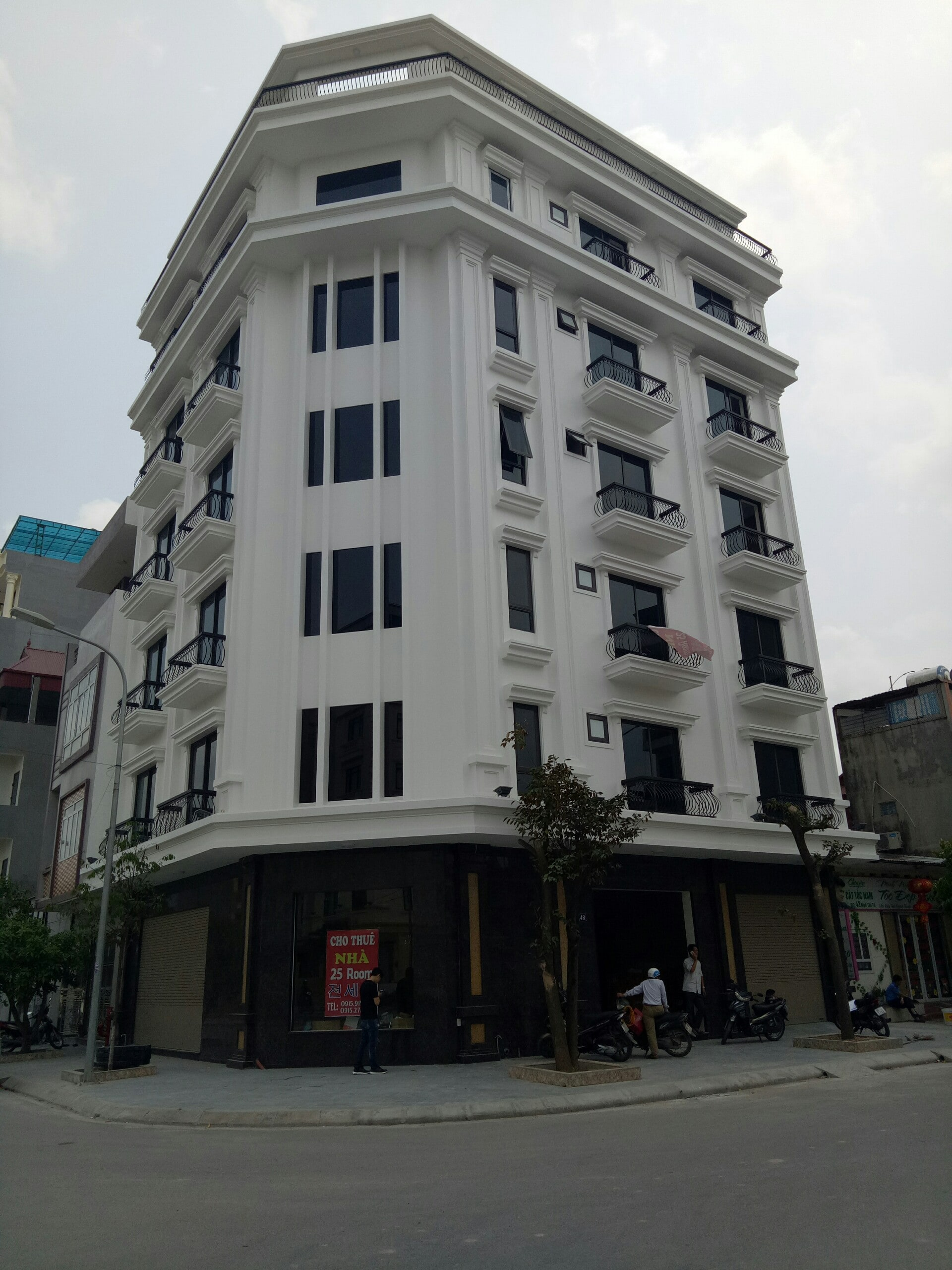 Daehan Door lắp đặt cửa ABS Hàn Quốc tại công trình nào ở Bắc Ninh?