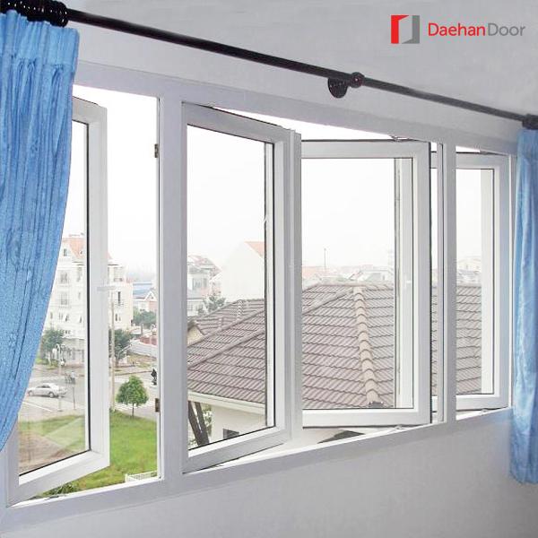 vệ sinh cửa sổ ABS Hàn Quốc