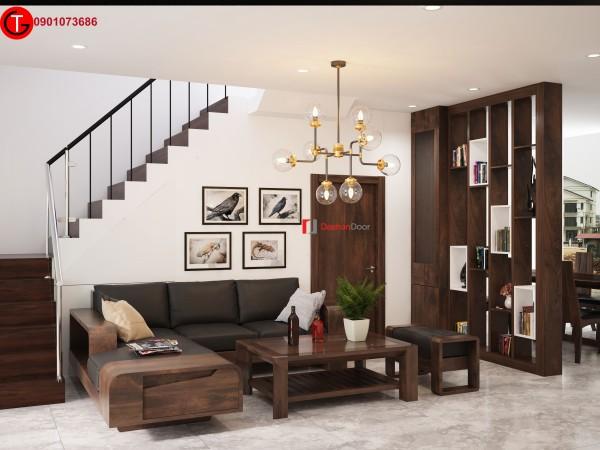 Trang trí nội thất mùa đông giúp không gian ấm áp