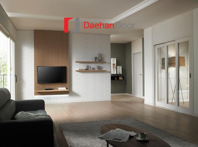 Thêm cá tính cho ngôi nhà bạn với BST màu sắc của cửa ABS Daehand