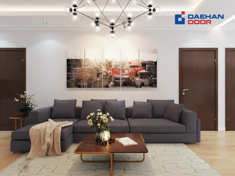Daehan Door cung cấp 4500 bộ cửa cho dự án Tràng An Complex