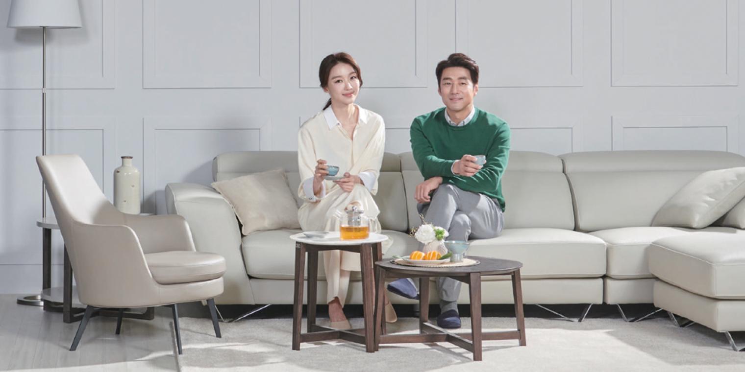 Mang hơi thở cuộc sống hiện đại, nội thất Hàn ngày càng được người Việt ưa chuộng