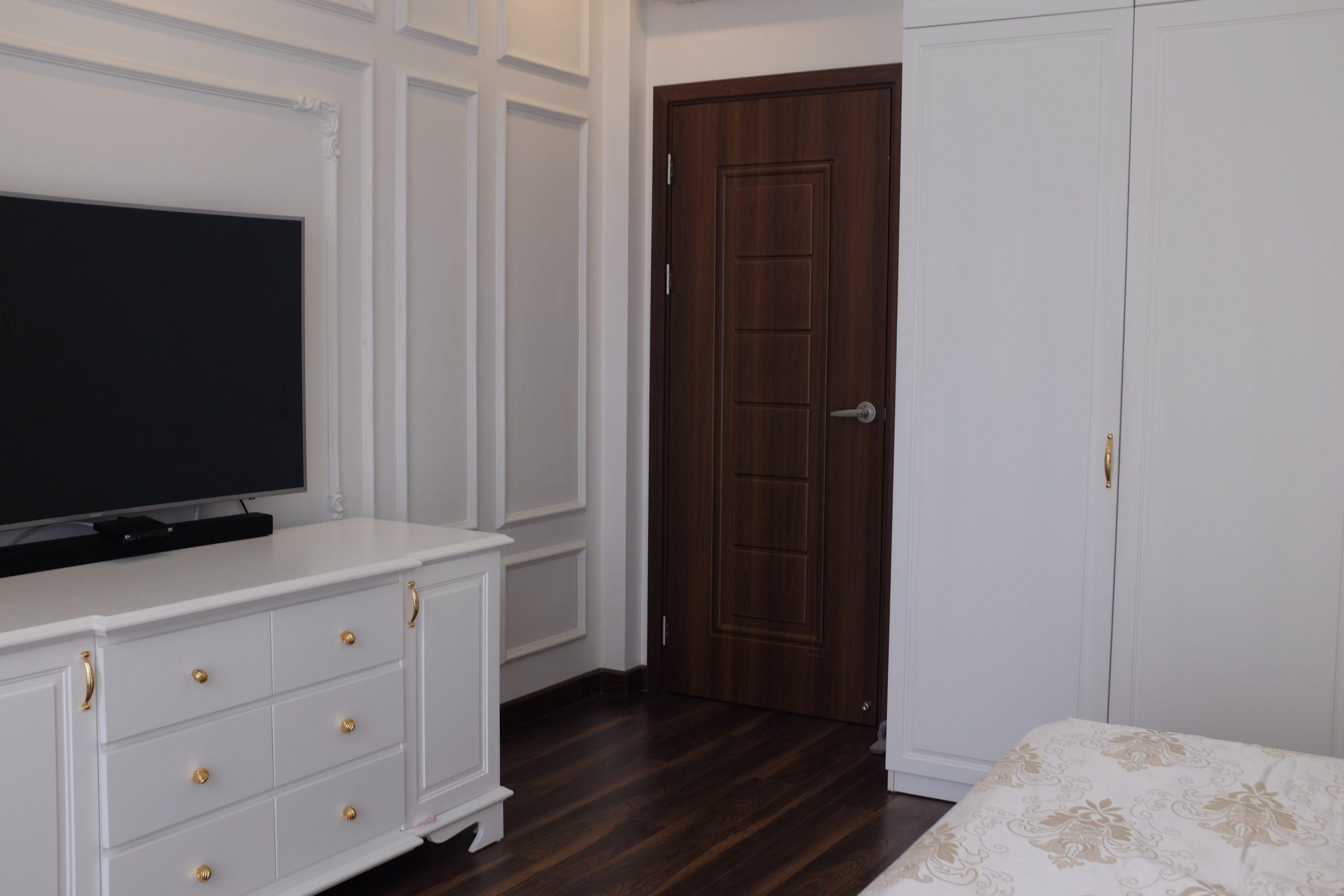 """Thiết kế phòng ngủ rộng 20m2 """"đẹp đến từng milimet"""""""